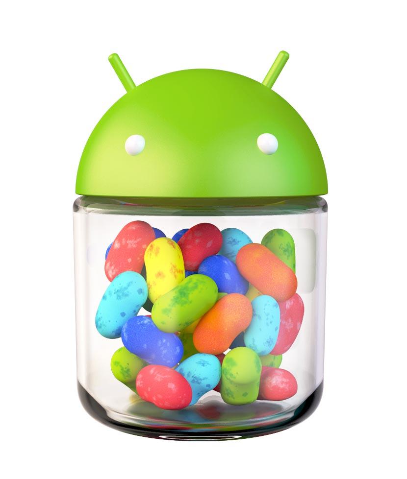 Android 4.2 met Google Now en Multiple users