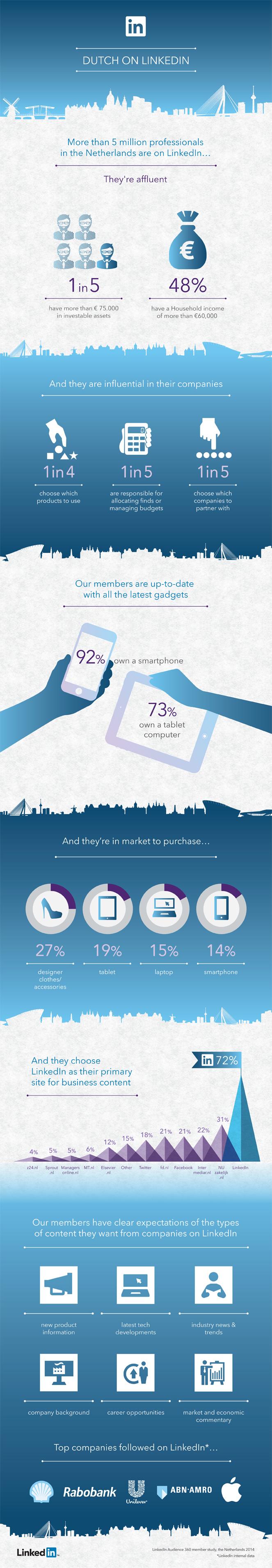 Infographic-linkedin-nederland