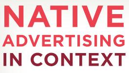Wat is native advertising?