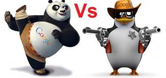 Getroffen door de Panda of Penguin update?