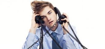 Meer telefoontjes met alleen bellen campagne